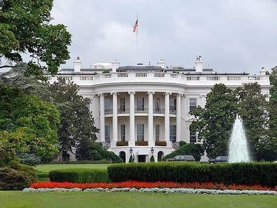What does it cost to insure the White House