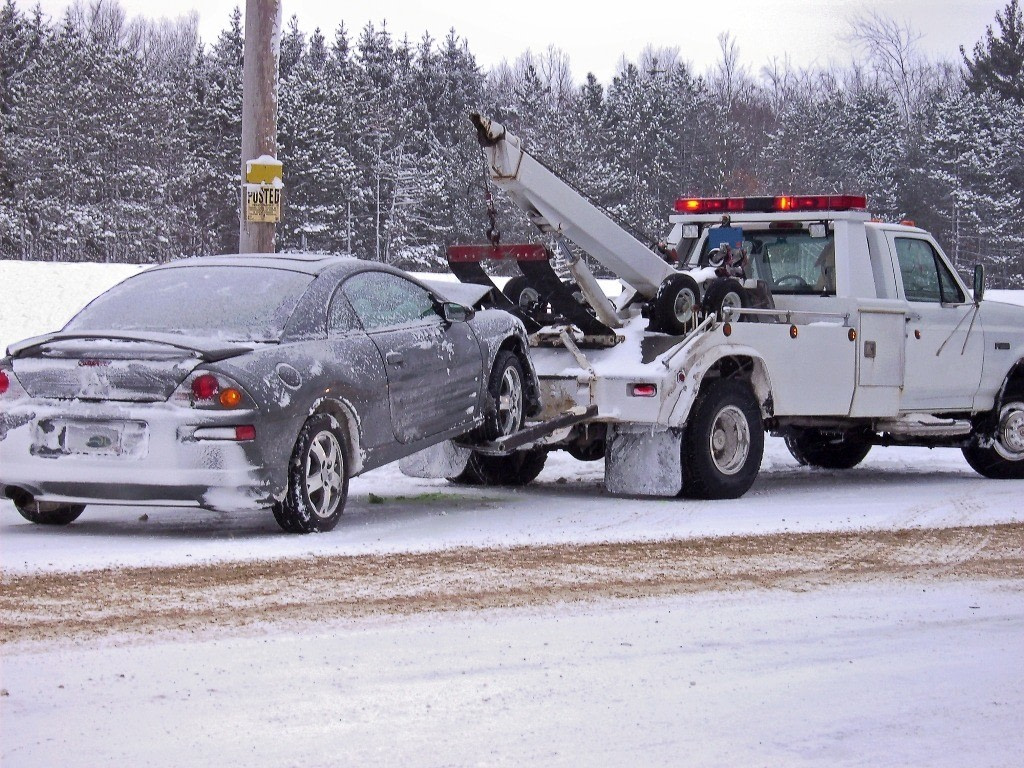 Safe winter and bad weather driving tips