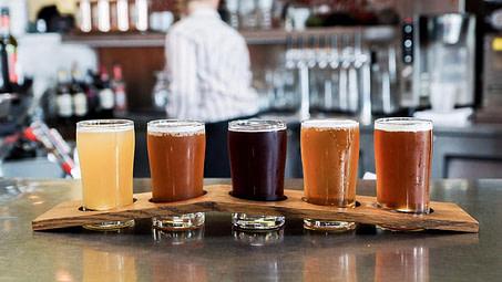 Brewey Insurance craft beer