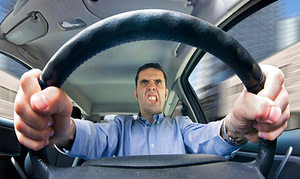 High insurance rates based on driving habits